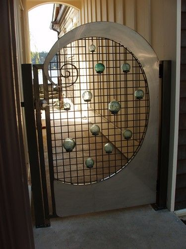 Best 25 Custom gates ideas on Pinterest Custom dog gates Baby