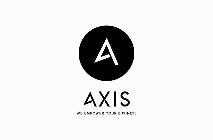 logo ロゴ AXIS アクシス 企業