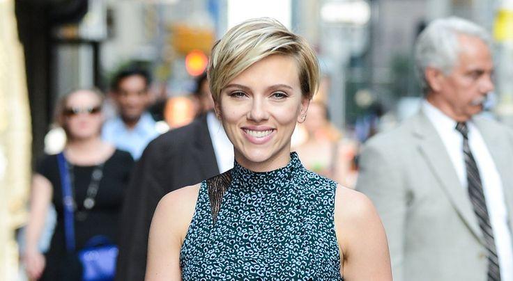 Is Scarlett Johansson Settling Down With SNL's Colin Jost?