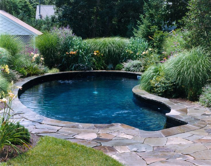 Best 20+ Vinyl pool ideas on Pinterest | Backyard pools, Small ...