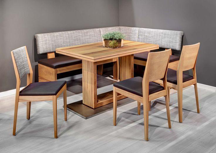 Table Triple Mix V - unique modern dining table.  #KloseFurniture #diningtable #woodenfurniture #krzeslodrewniane #mebledojadalni #stolrozkladany