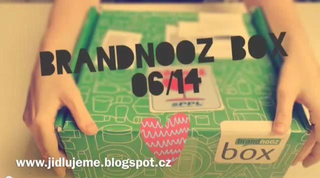 Vybalování novinek na blogu www.jidlujeme.blogspot.cz
