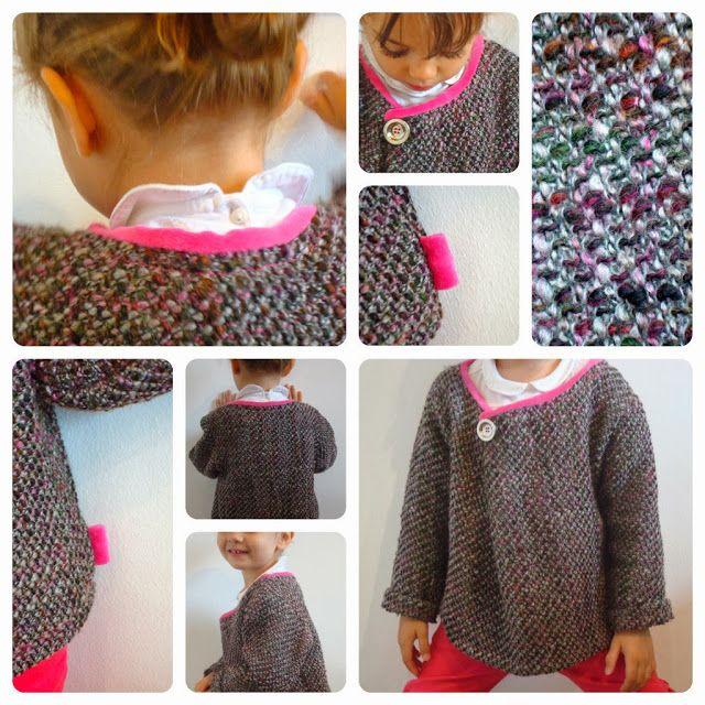 A partir de tricot au mètre