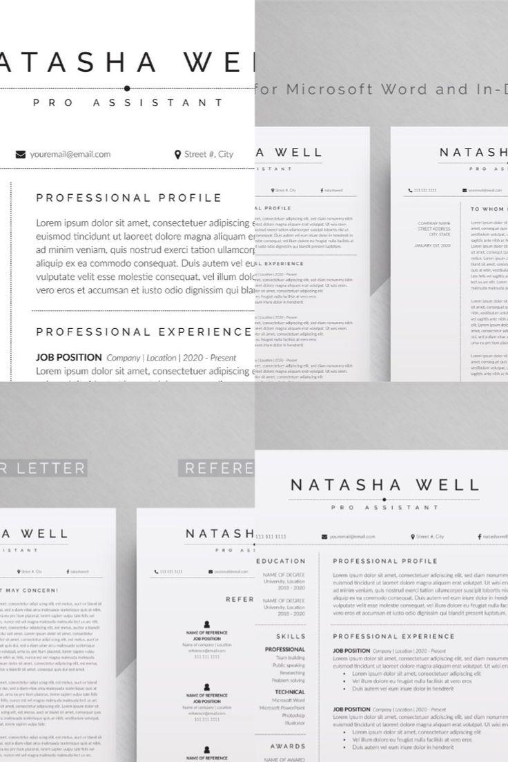 Resume/CV in 2020 Resume words skills, Good resume