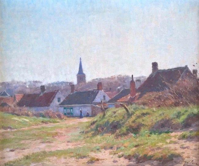 Domburg, Emmanuel Viérin, 1917