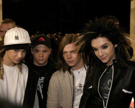 Tokio Hotel - Bild veröffentlicht von lapetitedu93