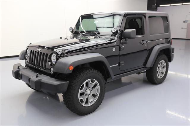 Ebay 2014 Jeep Wrangler Rubicon Sport Utility 2 Door 2014 Jeep