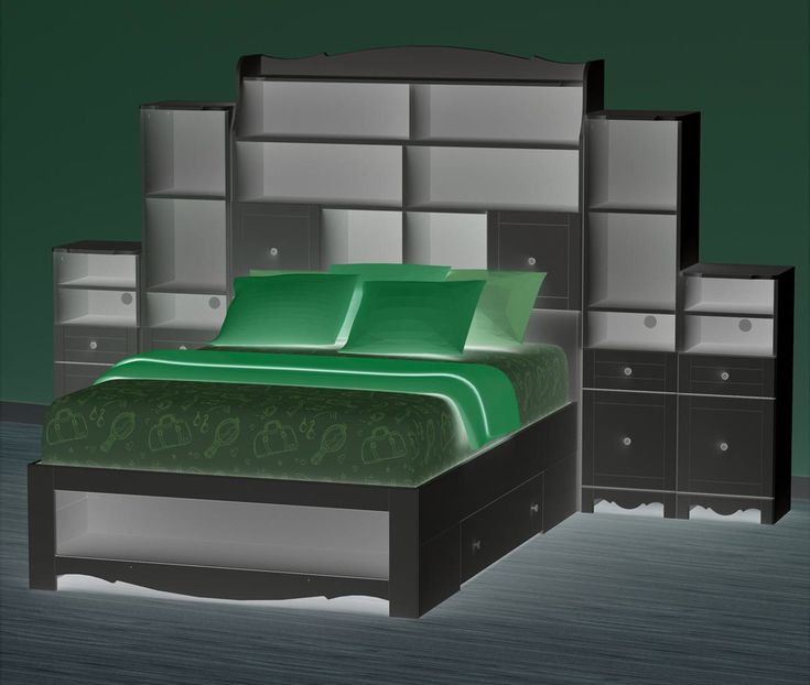 full size bed with bookcase headboard americas best furniture check more at http