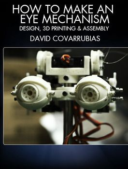 Design and 3D print - Design and 3D print an eye mechanism with FX master David Covarrubias (Avatar Iron Man The Lost World: Jurassic Park). --- #Theaterkompass #Theater #Theatre #Puppen #Marionette #Handpuppen #Stockpuppen #Puppenspieler #Puppenspiel