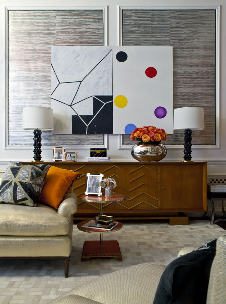 Funky Living Room Cullman Kravis For Holiday House