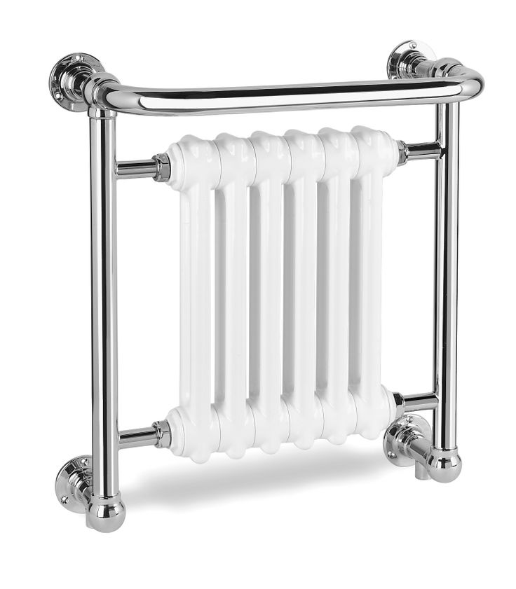 Traditional bathroom radiators in almost any size and shape.  You design it and Simply Radiators will get it made.