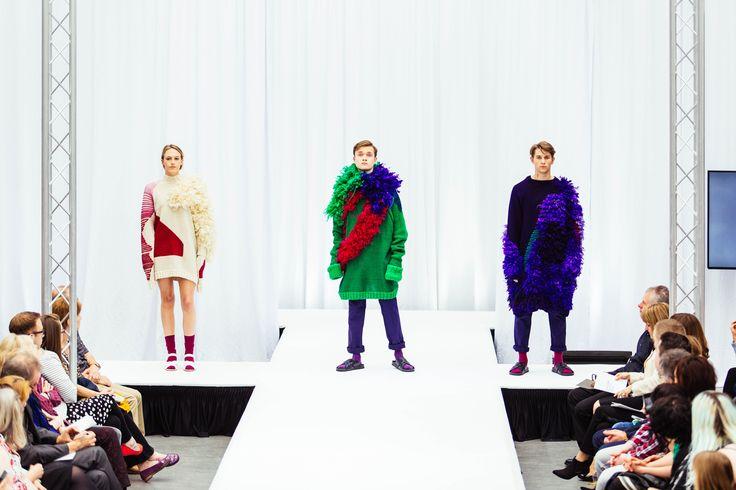 Tyree Hill, Textiles for Fashion, Colour, Knit, knitwear. Gray's School of Art, RGU, Robert Gordon University, Fashandtexatg