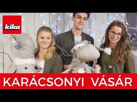 Megkezdődött a karácsonyi vásár | Bemutattuk kollekcióinkat! | Kika Magyarország - YouTube