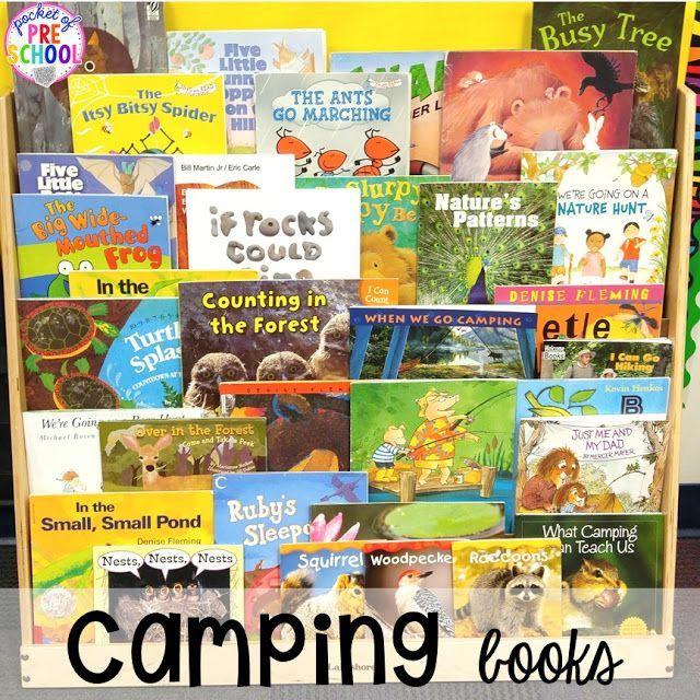 Best 25 Preschool Camping Activities Ideas On Pinterest