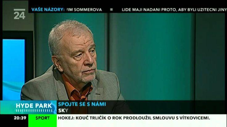 MUDr. František Koukolík DrSc. přiznává na ČT, že 9/11 je lež, čas yt vi...