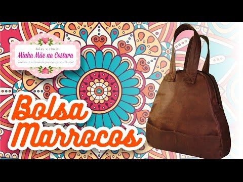 Bolsa Marrocos | Minha Mãe na Costura