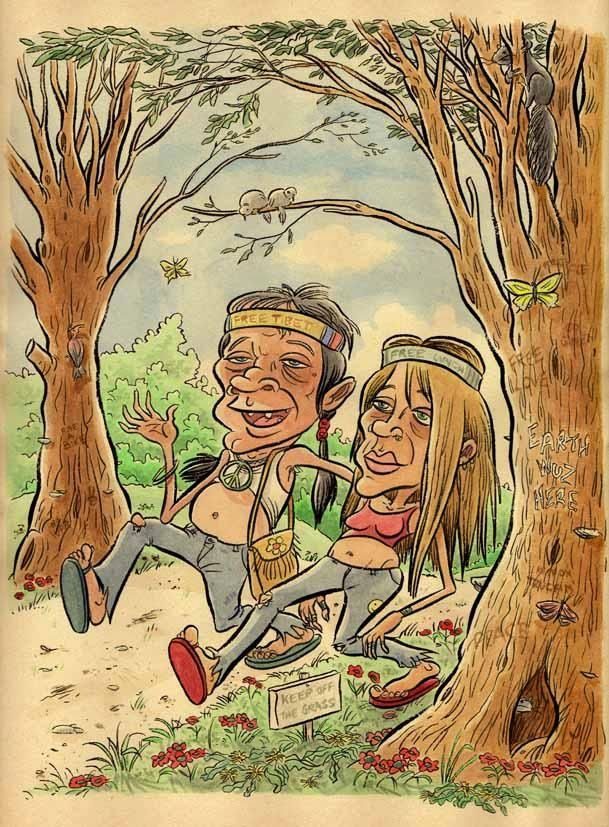 Le Hippie dans la BD - Page 3 5bdbff80f20084bfd1c6dd858ea75fed--reproduction-peace