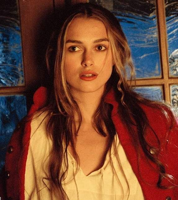 BartCop's Movie Hotties, Page 63, Keira Knightley, KEIRA KNIGHTLEY, Pirates of…