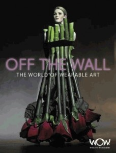 Off the wall - The World of WearableArt  Photography by Martin de Ruyter, Neil Price, Rohit Chawla and Daniel Rose