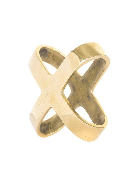 HIMLA Tokyo Napkin Ring.   #himla_ab #himla #napkin #ring #napkinring #table #family #dinner #sweden #brand #table #tokyo #details