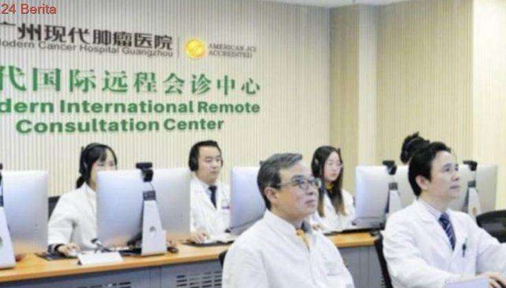 Obati Kanker, RS Ini Gabungkan Pengobatan China dan Modern