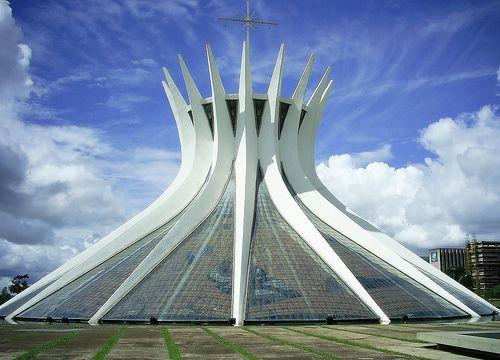 Works of Oscar Niemeyer