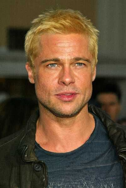 Brad Pitt Hair | Hairstyles Gallery - HairBoutique.com Image 28079