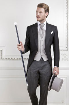 Jess, Ken likes this style :)  he wants a coat with tales, cutie   Sartoria Rossi - Cerimonia Collection