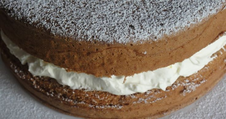 I have many fond memories of the good old fashioned sponge cake, as it was something I grew up having for afternoon tea at my Grandparents ...