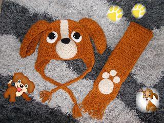 ΠΛΕΚΤΑ ΒΑΣΙΛΕΙΑ - CROCHET VASILIA : Αυτός ειναι το σκυλάκι μας ο Αλεξ!! Ειναι μεσα στη...