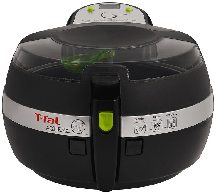 T-fal FZ7002 ActiFry Low-Fat Healthy AirFryer Dishwasher Safe Multi-Cooker, 2.2-Pound, Black -- To view further for this item, visit the image link.