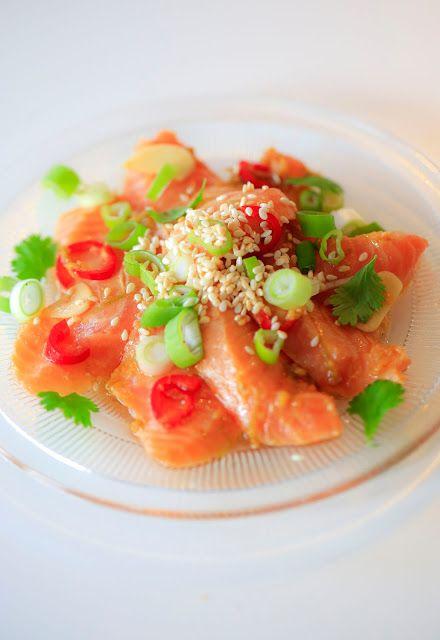 majas kokvrå: sashimi-lime