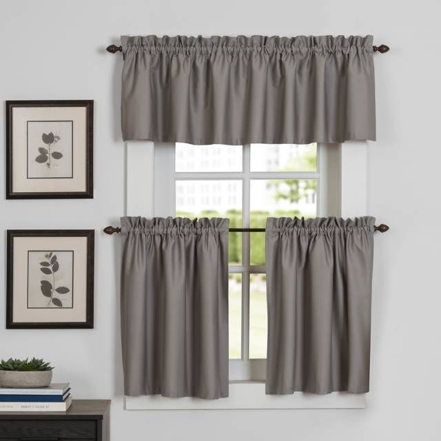 Newport Kitchen Window Valance