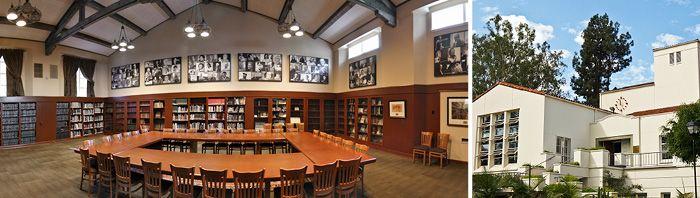 American Film Institute Louis B. Mayer Library