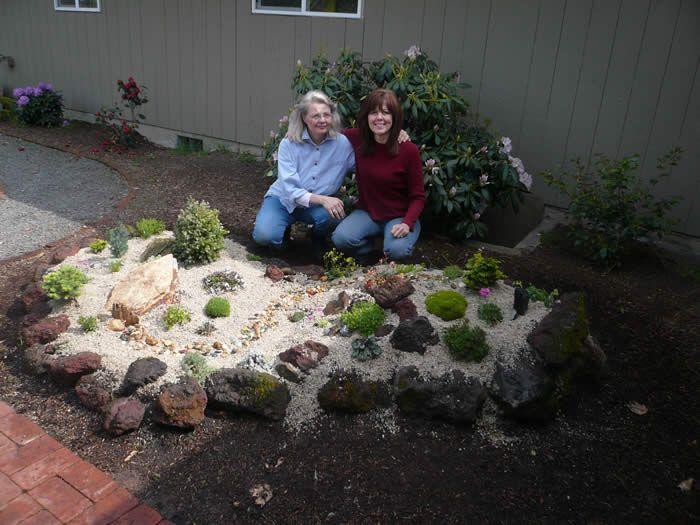 awesome small rock garden ideas garden design rock small garden edging ideas pictures to pin on