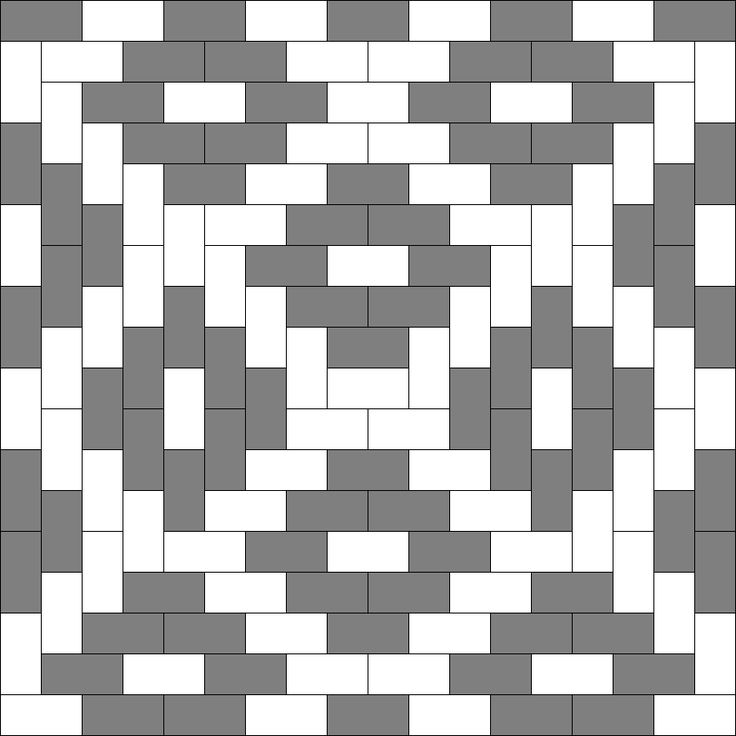 Easy Rectangle Quilt Patterns Quilt Patterns, Optical Illusions and Patterns