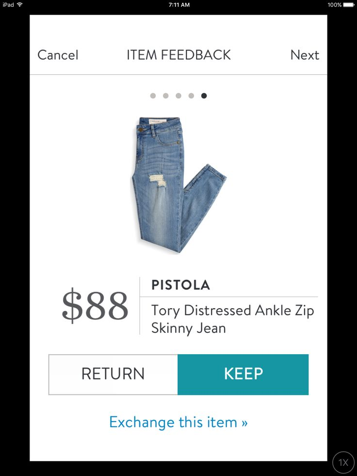 Pistola Tory Distressed Ankle Zip Skinny Jean-my sister has these, I want them-QR