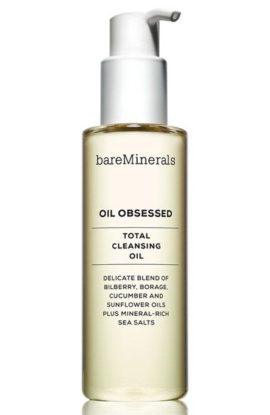 bareMinerals® 'Oil Obsessed' Total Cleansing Oil available at #Nordstrom