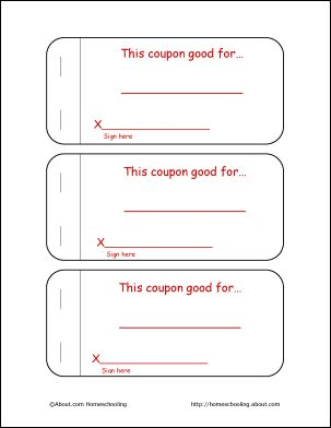 17 Best ideas about Coupon Books on Pinterest | Mother s day ...