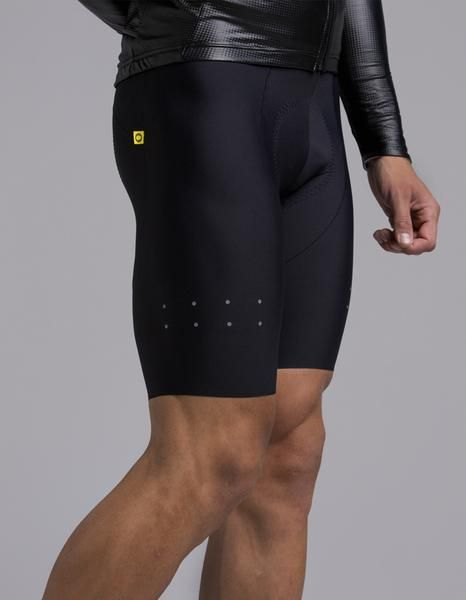 Description: SuperFIT G+ / Bib shorts [ Black ] Please Note * * If you normally wear a small in our Long Haul bib short - we recommend you go up a size in the S