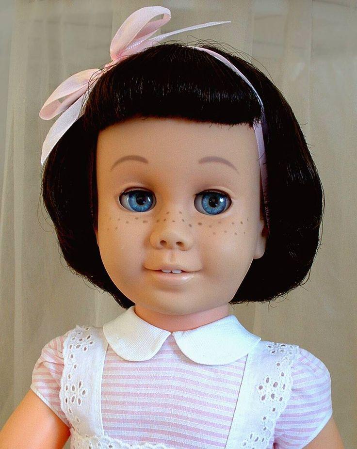 De 574 B Sta Dolls From 1960 39 S And 70 39 S Bilderna P Pinterest Vintageannonser Barbie Och