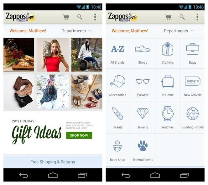 Google Picks 12 Top Andriod Apps 2012