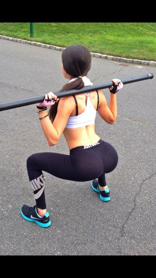 7 Different Squats That Will Add Some Pop To Your Butt (Video)