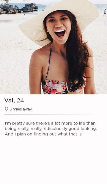 How tinder solved online dating for women