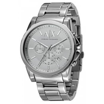 Armani Exchange Mens Smart Steel Watch