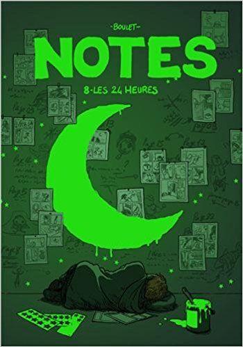 Amazon.fr - Notes T8 - Les 24 heures - Boulet - Livres