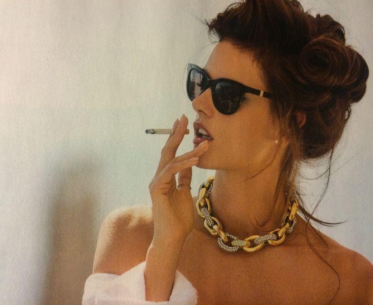 "122mg: "" Alessandra Ambrosio for Maxim Magazine """