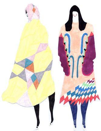 Eden Veaudry, Dolls (series title), 2009