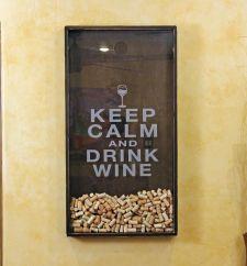 Wine Cork Holder   Etsy