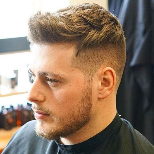 Here we have the top men's hair trends of 2017. Despite new cuts and styles constantly popping up, keeping up with popular hairstyles and haircuts for men shouldn't be hard. Whether you want cool men's haircut styles for short hair, or a modern hairstyle for long hair, we made sure to include all the best …